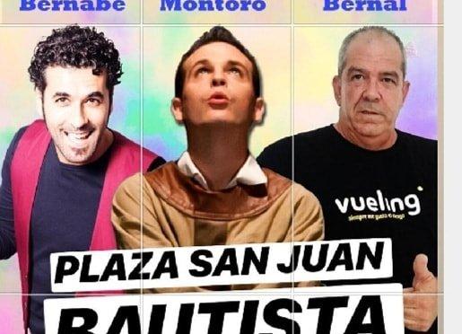 Noche de MAGIA y MONÓLOGOS en Los Cortijillos. 31/08/19